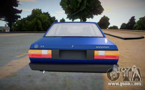 Vw Voyage 1992 para GTA San Andreas