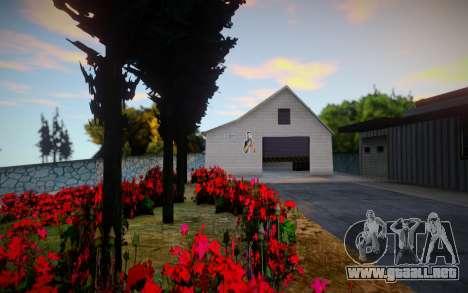 New House CJ para GTA San Andreas