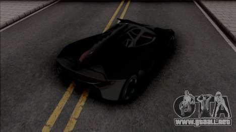 Apex AP-0 para GTA San Andreas