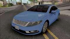 Volkswagen Passat CC 2010 Improved