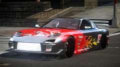 Mazda RX-7 GST G-Tuned L5 para GTA 4
