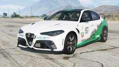 Alfa Romeo Giulia GTAm (952) 2020〡add-on para GTA 5