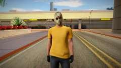 SKINZ by ENJ para GTA San Andreas