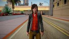 SpiderMan - Yuri Watanbe para GTA San Andreas