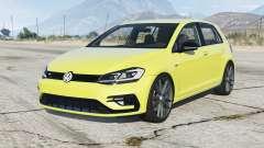 Volkswagen Golf R de 5 puertas (Typ 5G) 2018〡añadir a todos para GTA 5