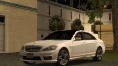 Mercedes-Benz S65 W221 AMG para GTA San Andreas