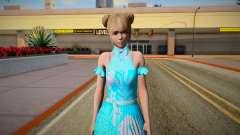 Marie Rose Blue para GTA San Andreas