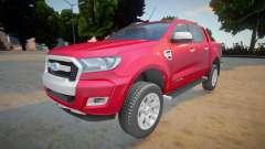 Ford Ranger Limited 2016 para GTA San Andreas