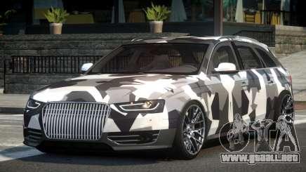 Audi RS4 BS-R PJ2 para GTA 4
