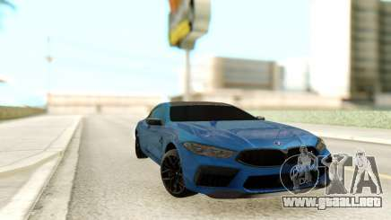BMW M8 Competition 2020 GC para GTA San Andreas