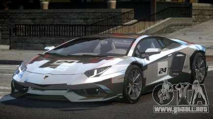 Lamborghini Aventador Qz7 L4 para GTA 4