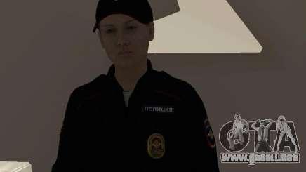 Empleado del Ministerio del Interior ruso para GTA San Andreas
