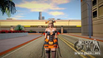 Marie Rose Halloween para GTA San Andreas