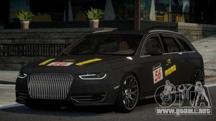 Audi RS4 BS-R PJ7 para GTA 4