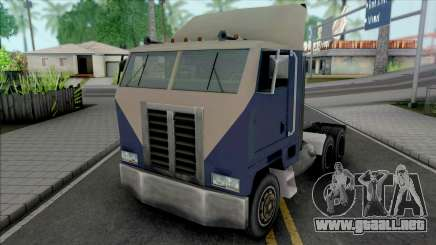 Peterbilt 362 para GTA San Andreas