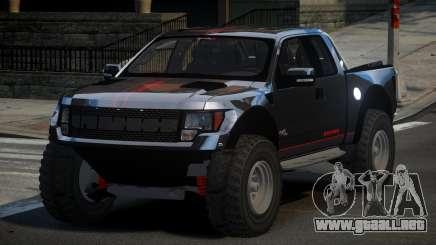 Ford F150 SP Off Road L7 para GTA 4