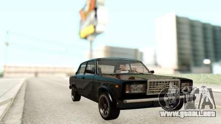 Jarrón 2107 Negro para GTA San Andreas