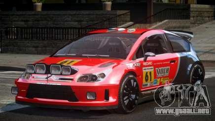 Citroen C4 SP Racing PJ1 para GTA 4