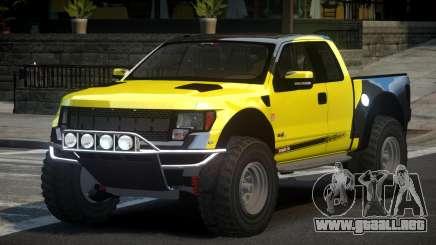 Ford F150 SP Off Road L9 para GTA 4