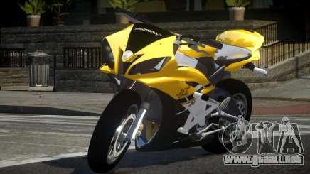 Yamaha R6 G-Style L2 para GTA 4