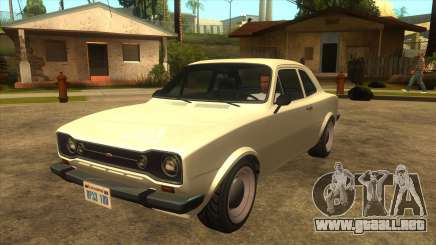 GTA V Vapid Retinue para GTA San Andreas