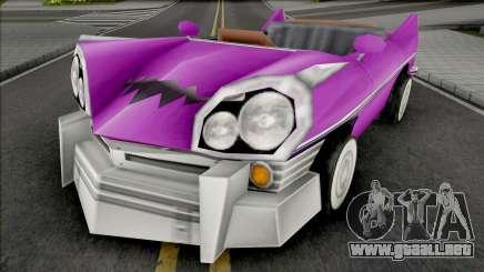 Wario Car para GTA San Andreas