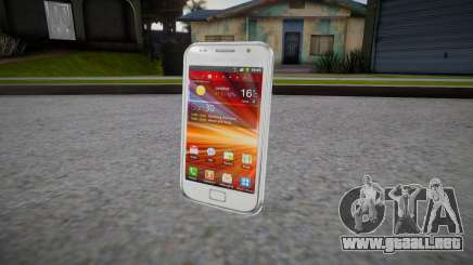 Samsung I9001 Galaxy S Plus para GTA San Andreas