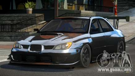 Subaru Impreza BS Racing para GTA 4