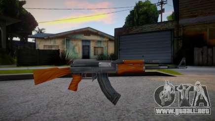 AK-47 from Counter Strike para GTA San Andreas