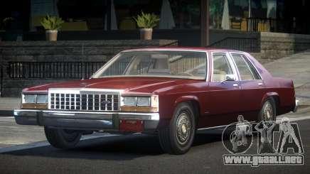 Ford LTD 80S para GTA 4