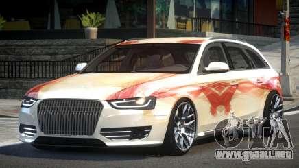 Audi RS4 BS-R PJ10 para GTA 4