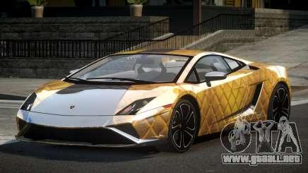 Lamborghini Gallardo BS Custom L2 para GTA 4
