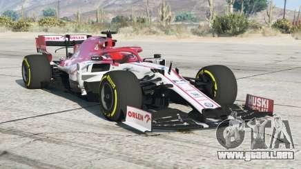 Alfa Romeo Racing C39〡añadir-on para GTA 5