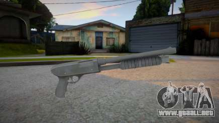 GTA IV Pump Shotgun para GTA San Andreas