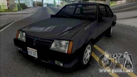Chevrolet Monza 1988 para GTA San Andreas