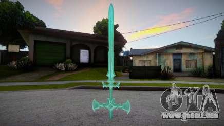 Sword Viego para GTA San Andreas