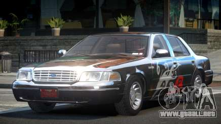 Ford Crown Victoria 90S L11 para GTA 4