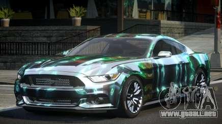 Ford Mustang GT U-Style L10 para GTA 4
