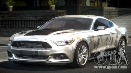 Ford Mustang GT U-Style L8 para GTA 4