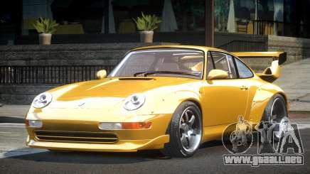 Porsche 993 90S para GTA 4
