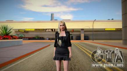 Helena v35 para GTA San Andreas