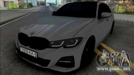 BMW 320i M Sport 2020 para GTA San Andreas