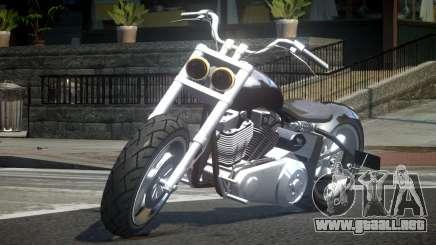 Honda Shadow Custom para GTA 4