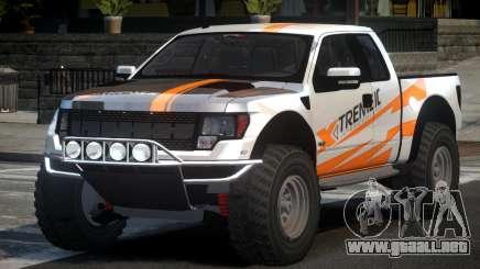 Ford F150 SP Off Road L10 para GTA 4