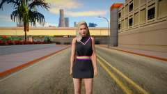 Helena Douglas Pride Dress para GTA San Andreas