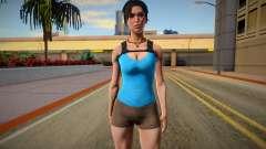 Lara Croft (Good Skin) para GTA San Andreas
