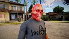 Skull Mask (GTA Online Diamond Heist) para GTA San Andreas