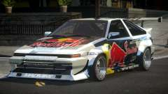 1983 Toyota AE86 GS Racing L9