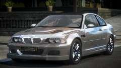 BMW M3 E46 GST-R