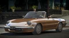 Alfa Romeo Spider 115 80S